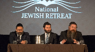 Join this panel of insightful Jewish minds as they address the most important issues of the day. Explore weighty issues with these highly intelligent and knowledgeable scholars. No subject too controversial, no challenge shirked.