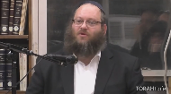 Rabbi Naftali Silberberg's Tanya class takes place every Thursday night 9:00 PM at The Baal Shem Tov Library, 1709 ave J.  For more information, visit: thebaalshemtovlibrary.com.