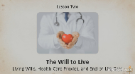 END-OF-LIFE DILEMMAS Prolonging Life vs. Prolonging Death  Resuscitate? Do not resuscitate? How does one decide what to inscribe in their living will? The value of life is immeasurable, but is the same true for its increments? This lesson discusses the important end-of-life decisions that we need to make today, and offers Jewish perspectives on dying with dignity.