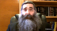 Why is there a rerun on the giving of the Torah in this week's Torah portion?