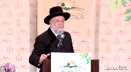 """At the age of 8, Rabbi Lau became the youngest survivor of the Nazi death camp,Buchenwald.   Despite his enormous suffering, Rabbi Lau is able to share profound and transformative messages gleaned from this torturous experience. In this video, Rabbi Lau speaks on the unique nature of the Jewish people as the """"People of the Book"""