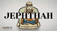 JEPTHAH Gaining Perspective  What propelled him to do the unthinkable-to sacrifice his own daughter? Emotions often cloud our judgment. How do we gain perspective at such times? This lesson examines Jephthah's failures, exploring alternative ways in which he might have dealt with his situation, and how we can respond when facing similar circumstances.