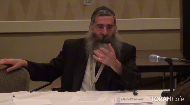 Rabbi Boruch Kaplan, a teacher of Chassidic thought in Jerusalem, gives a class on a classic Chassidic text at the National Jewish Retreat.The discourse provides deep insight into the value and contribution of an inevitable part of life:  worryconnected to earning a livelihood