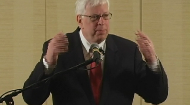 Dennis Prager reflects on the unique contributions Chabad has made to Jewish life worldwide at the Lay Leadership Conference on November 7, 2010.