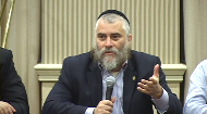This video is taken from a Stump the Rabbi Session at the Sinai Scholars portion of JLI's National Jewish Retreat. In this clip, Rabbi Eliezer Sneiderman addresses the unique Jewish perspective on life, specifically in the areas of change and Jewish love