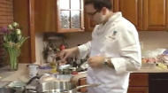 Join Master Chef Yaakov Feldman as he shares tips and tricks and demonstrations of delicious Passover recipes: This year create a delicious main course everyone will remember with Roasted Chicken, Roasted Root Vegetables and Celery Root Puree. (recipe attached).