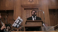 Rabbi Eli Silberstein sings the classic Jewish song, Omar Hashem L'Yaakov - G-d Said to Jacob.