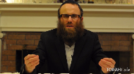 The voice of G-d had no echo.