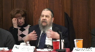 Watch this brilliant clip to learn what real faith is all about.  It's not blind belief and acceptance of information or values.  Rabbi Dr. J. Immanuel Schochet illuminates the fundamental connection between faith and knowledge