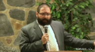 G-d is spiritual and we are physical, two opposites! Why do we seek spirituality and what about this physical and material world interests G-d? How to have a good marriage with G-d.