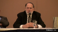 "This video is from the 4th Annual Jewish Law Symposium hosted by the Chabad of SE Morris County in Morristown, NJ.  The Jewish Law Symposium provides forums to educate the NJ legal community in the timeless morals and ethics found in the Talmud.  The panelists dealt with questions on the topic of ""Who Shall Judge? Ethical Challenges in Judicial Appointments"