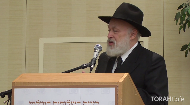 This lecture took place at the Chabad Lay Leadership Forum 2013.