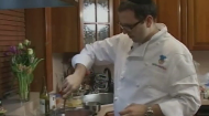 Join Master Chef Yaakov Feldman as he shares tips and tricks and demonstrations of delicious Passover recipes. Here's a fun Passover twist on spaghetti and meatballs. (recipe attached).