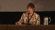Excerpt from the Crossfire Panel at the National Jewish Retreat 2015.