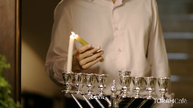 Channel Yahaduton produced and launched this short and sweet video for Chanukah.