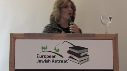 In this lecture, given at the European Jewish Retreat, Mrs. Chana Weisberg, delves into the complexities of the relationships between men and women.  Mrs. Weisberg uses the teachings of Jewish scripture and philosophy to offer insight into the common problems that men and women confront