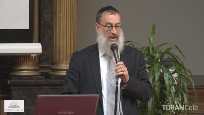 Rabbi Schonbuch's concluding remarks at the Torah Psychology Conference.  For more information, please visit:www.torahpsychology.org.