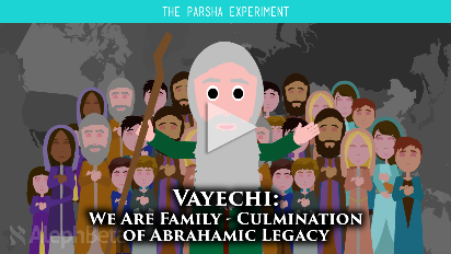 In Parshat Vayechi (Genesis 47:28-50:26) we close up the book of Genesis. After weeks of delving into the many different stories of deception and favoritism, we must ask ourselves -- how did we come so far from the ideal nation set up by Abraham? What happened to the family that was suppose to model justice and kindness to the rest of the world? How can we redeem ourselves?.