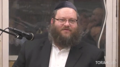 This video is an excerpt of a weekly Tanya class given by Rabbi Naftali Silberberg every Thursday night 9:00 PM at The Baal Shem Tov Library, 1709 ave J.  For more information, visit:thebaalshemtovlibrary.com.
