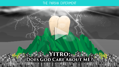 In Parshat Yitro (Exodus 18:1-20:23), we just witnessed some majorly epic events: the 10 plagues, the splitting of the sea and we're about to witness the ultimate epic event: God's revelation at Sinai. But smack in the middle of all of this awesomeness, we're introduced to Yitro, Moses' father-in-law