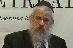 Rabbi Avraham Feigelstock