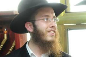 Rabbi Benzion Butman