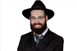 Rabbi Sholom Ber Bloom