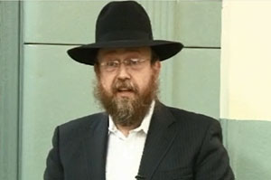 Rabbi Chaim Brickman