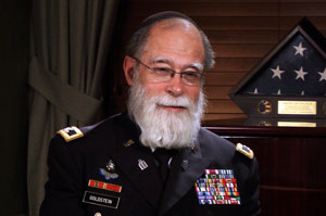 Chaplain Jacob Goldstein