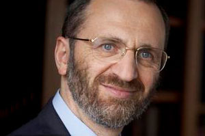 Chief Rabbi Gilles Bernheim