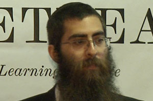 Rabbi Dovid Bressman