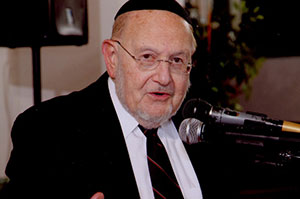 Rabbi Herbert Bomzer