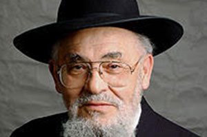 Rabbi Dr. Moshe David Tendler