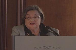 Professor Malvina Halberstam