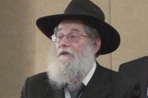 Rabbi Mendel Lieberman