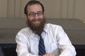 Rabbi Mordechai Dinerman