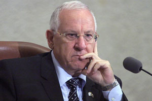 Mr. Reuven Rivlin