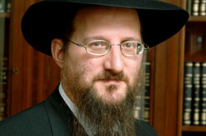 Rabbi Berel Lazar