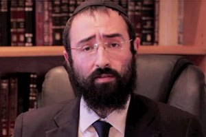Rabbi Chaim Moss