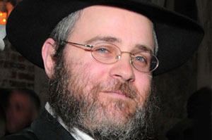 Rabbi DovBer Pinson