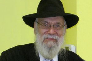 Rabbi Dovid Edelman