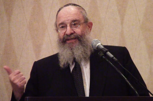 Rabbi Leibel Schapiro