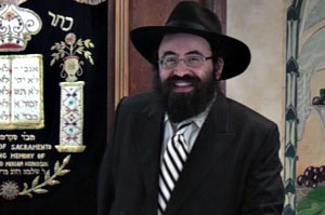 Rabbi Mendy Cohen