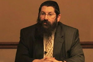 Rabbi Nochum Mangel
