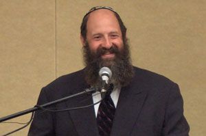 Rabbi Pini Andrusier