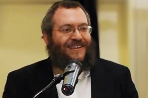 Rabbi Reuven Wolf