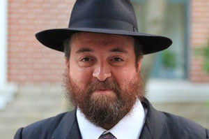 Rabbi Sholom Greenberg