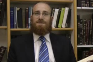 Rabbi Yonatan Knopp