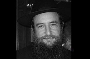 Rabbi Yosef Serebryanski