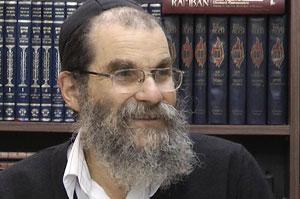 Rabbi Eli Touger